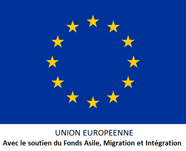 Logo fonds Asile Migration et Intégration