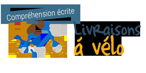 Comprendre un texte informatif sur l'augmentation des livraisons à vélo