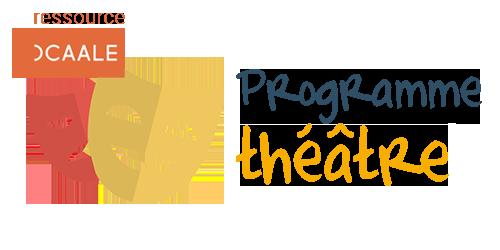 Programmation de théâtre