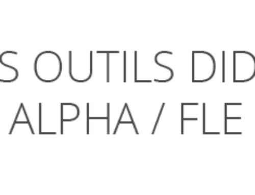 Salon des outils didactiques de l'Alpha/FLE